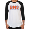 BMS Party at the Goat House Men's Baseball T-Shirt