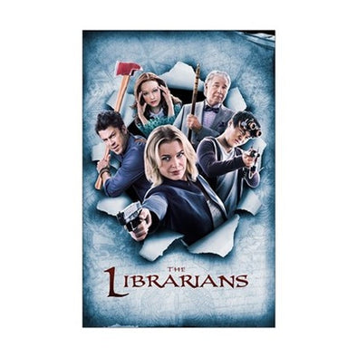 The Librarians Season 2 Mini Poster