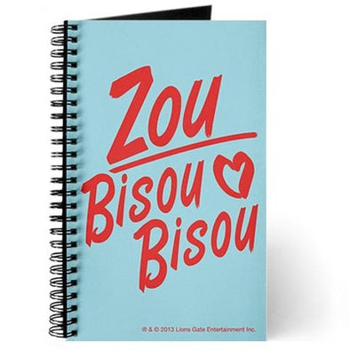Zou Bisou Bisou Journal