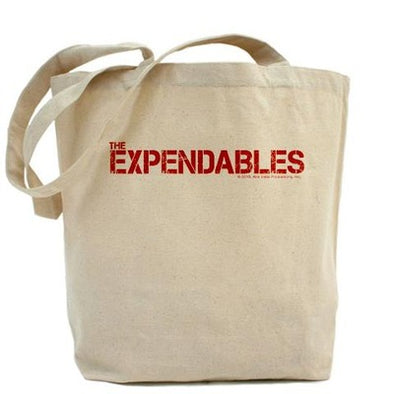 The Expendables Tote Bag