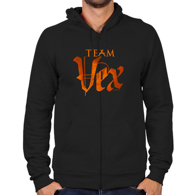 Lost Girl Team Vex Zip Hoodie