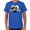 Twoo Love Men's T-Shirt