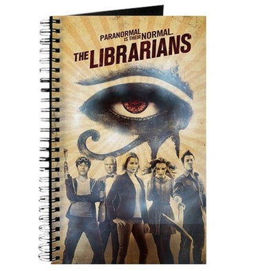 The Librarians Season 3 Journal