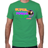 Super Happy Power Go Fitted T-Shirt