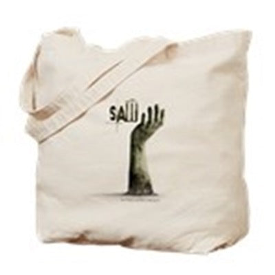 Saw Helping Hand Tote Bag