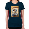 The Librarians Season 3 Women's Fitted T-Shirt