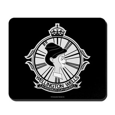 Into the Future! Mousepad