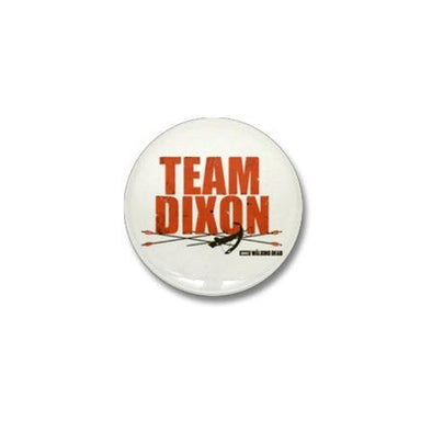 Team Dixon Mini Button