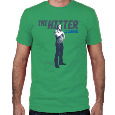 Hitter Fitted T-Shirt