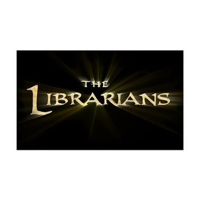 The Librarians Sticker