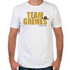 Team Grimes Fitted T-Shirt