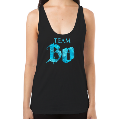 Lost Girl Team Bo Women's Racerback Tank