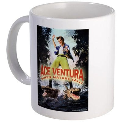 Ace Ventura When Nature Calls Mug