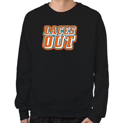 Ace Ventura Laces Out Sweatshirt