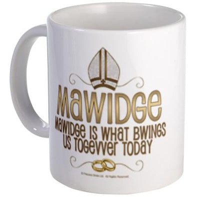 Mawidge Wedding Mug