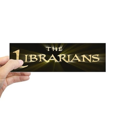 The Librarians Bumper Sticker