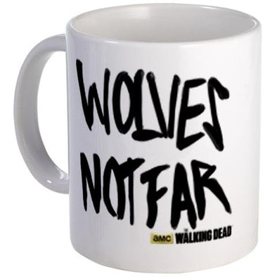 Wolves Not Far Mug