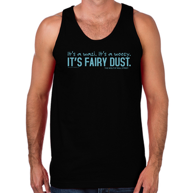 Wolf of Wall Street Fairy Dust Men's Tank