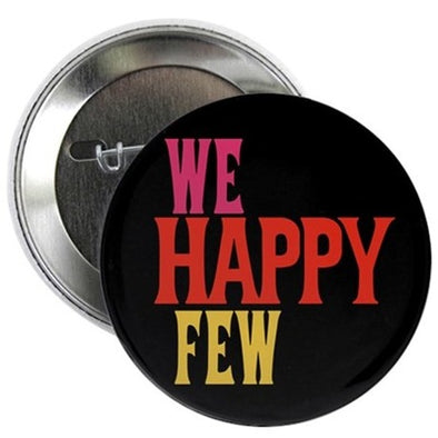 We happy Few Button