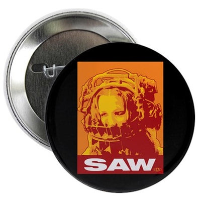 Saw Trap Button
