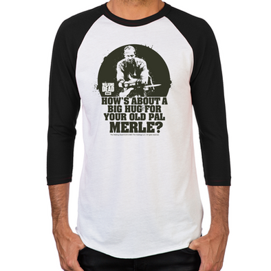 The Merle Big Hug Men's Baseball T-Shirt