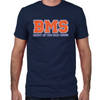 BMS Party at the Goat House Fitted T-Shirt