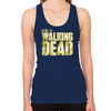 The Walking Dead Logo Women's Racerback Tank