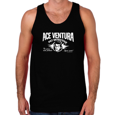 Ace Ventura Pet Detective Men's Tank