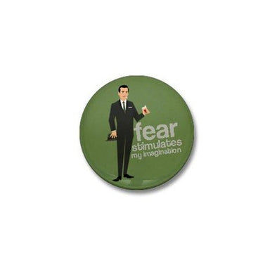 Mad Men Don Draper Mini Button