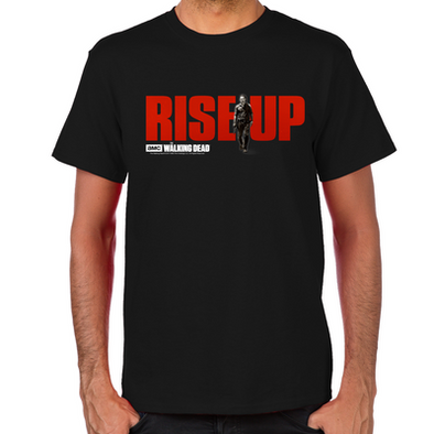 Rise Up Walking Dead T-Shirt
