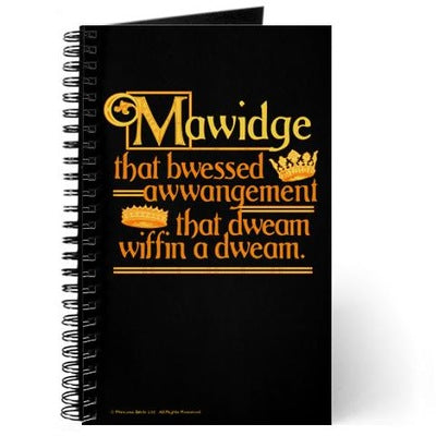 Mawidge Speech Journal