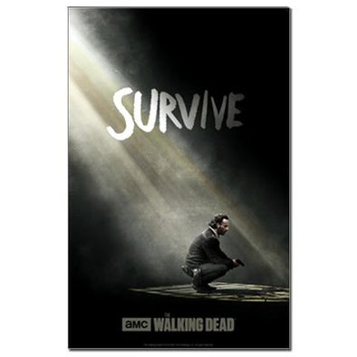 Survive Mini Poster Print