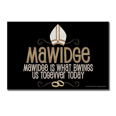 Mawidge Postcards (Package Of 10)