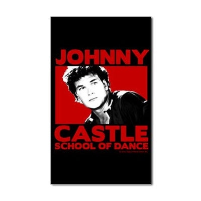 Dirty Dancing Johnny Castle Sticker