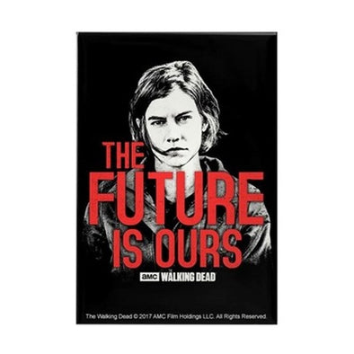 The Future is Ours Magnet