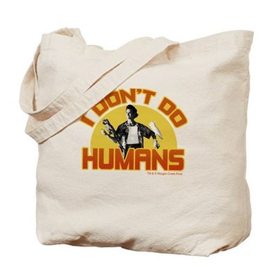 Ace Ventura I Don't Do Humans Tote Bag