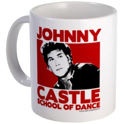 Dirty Dancing Johnny Castle Dance Bold Mug
