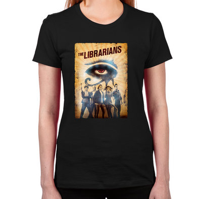The Librarians Season 3 Women's T-Shirt