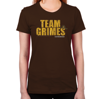 Team Grimes Women's Fitted T-Shirt