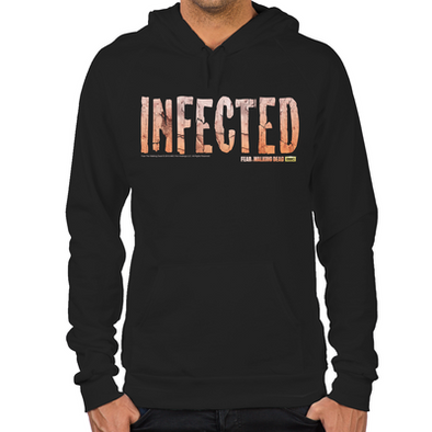 FTWD Infected Hoodie