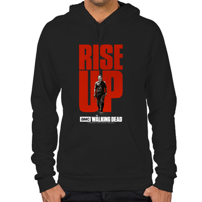 TWD Rise Up Rick Hoodie