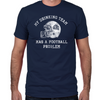 Blue Mountain State Drinking Team Fitted T-Shirt