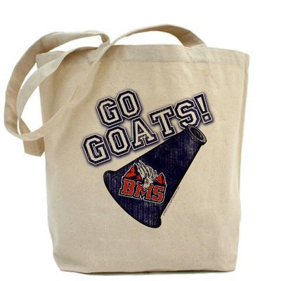 Blue Mountain State Go Goats Tote Bag