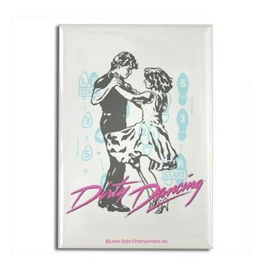 Dirty Dancing Dance Moves Magnet