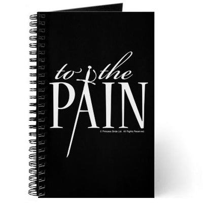To The Pain Journal