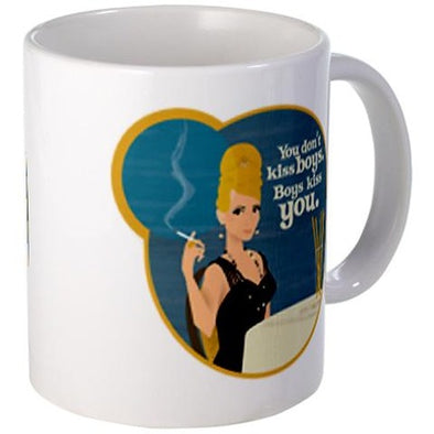 Mad Men Betty Draper Mug