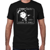 Dirty Dancing Johnny Castle School of Dance Fitted T-Shirt