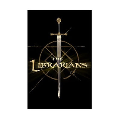 The Librarians Excalibur Mini Poster
