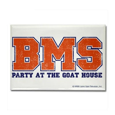 BMS Party at the Goat House Magnet