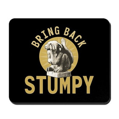 Stumpy Mousepad